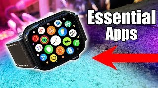 10 Essentials Apps To Download For Your Apple Watch (Watch OS 6 Ready)