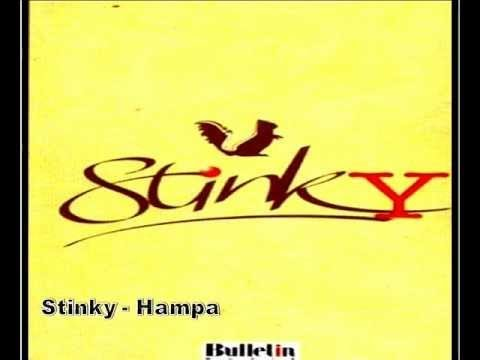 STINKY - HAMPA  01/JANUARY/2018  SAVE LAGU 90'AN