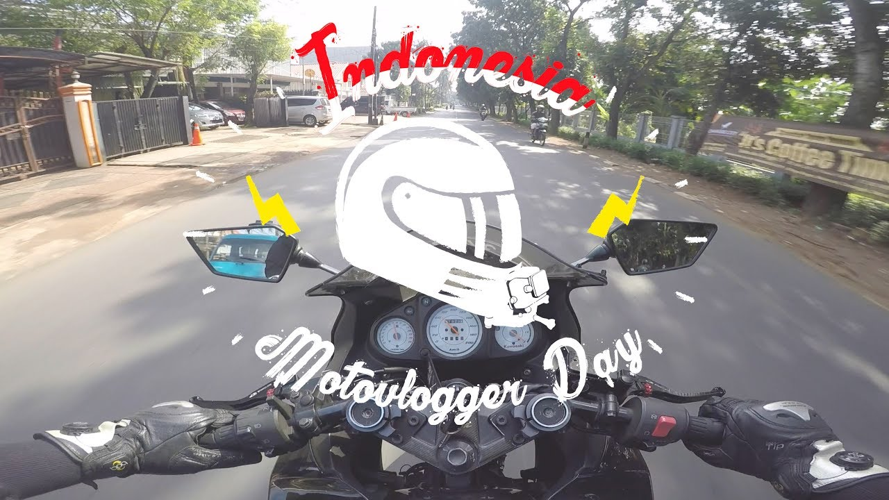 Image result for Indonesia motovlogger day