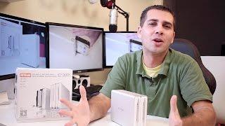 Icy Raid Dual Bay USB 3.0 External Raid Enclosure Review