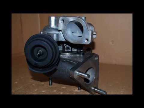Турбина GARRETT на Nissan Pathfinder 2.5 DI