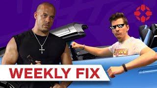 A Toyota beszólt a Need for Speednek - IGN Hungary Weekly Fix (2019/34. hét)