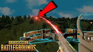 Longest Range Crossbow Kill..?! | Best PUBG Moments and Funny Highlights - Ep.132