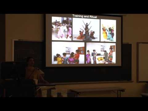 Aeilushi Mistry on giving form to prayer as part of sacred art of dance