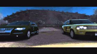Test Drive Unlimited 2 odc.3 (Online Gameplay)