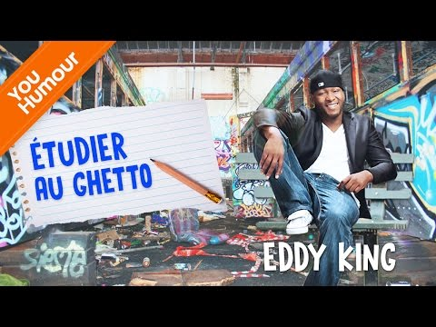 EDDY KING - Étudier au ghetto