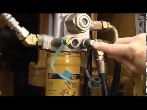 How to Take an Oil Sample - Valve Probe Method