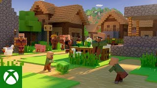 Minecraft Village & Pillage Update Launch Trailer