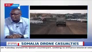Americans blamed for killing civilian populations in Somali drone attacks