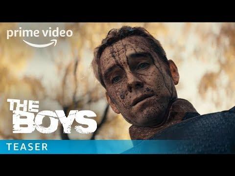 The Boys Season 2 - Official Teaser | CCXP 2019 | Prime Video