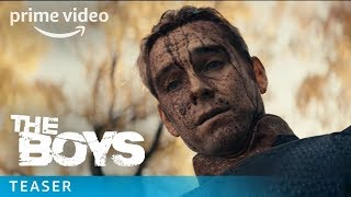 The Boys Season 2 All Action Teaser CCXP 2019 | Prime Video
