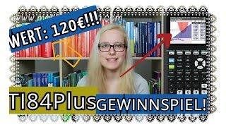 TI 84 Plus Tut๐rial + Gewinnspiel (Wert:120€!!!) - Die wichtigsten Funktionen - Texas Instruments