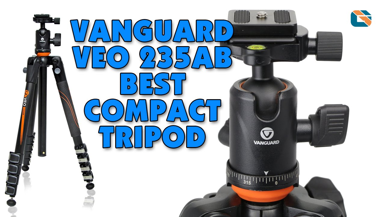 Vanguard Veo 235ab Tripod Review Youtube 265cb Carbon Fiber