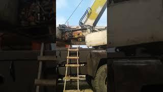 Yuk mashinasi crane KS ta'mirlash 557-chi
