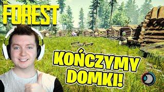 THE FOREST MULTI #03 - KOŃCZYMY ROBIĆ DOMKI!   VERTEZ