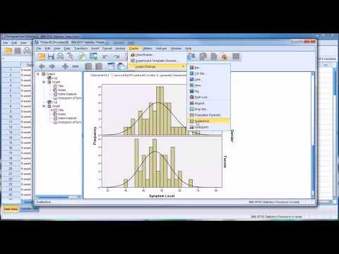 Creating Histograms in SPSS