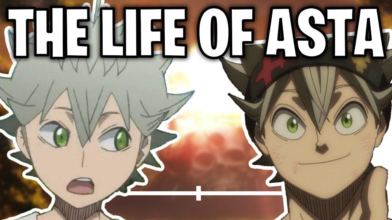 The Life Of Asta (Black Clover)
