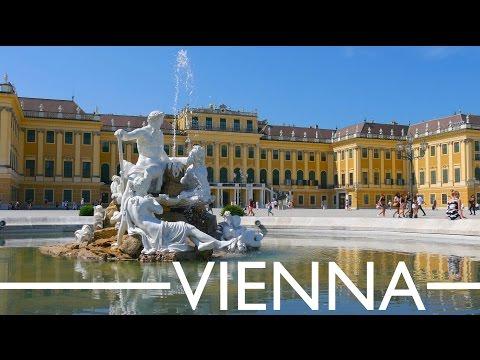 Wien Sehenswürdigkeiten VIENNA |4K| (Langfassung)