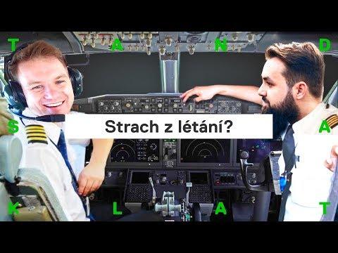 Čeho se bojí piloti letadel? Je bezpečnější Boeing nebo Airbus? (rozhovor s pilotem)