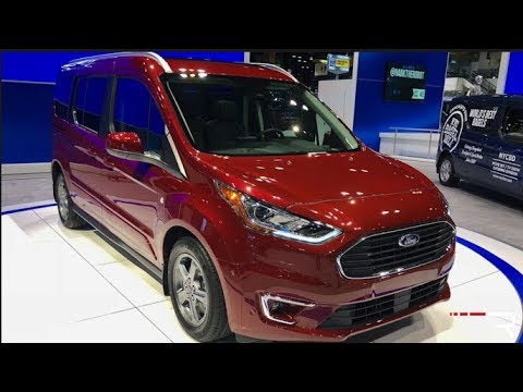 2019 ford transit connect redline first look 2018. Black Bedroom Furniture Sets. Home Design Ideas