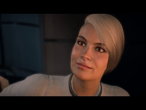 Mass Effect Andromeda - Cora Harper's Loyalty Mission Gameplay