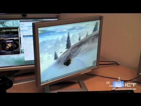Balance Rehabilitation Game Using Primesense Camera