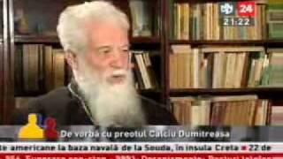 Parintele Calciu Dumitreasa - Ecumenismul si Masoneria - planul diabolic de astazi