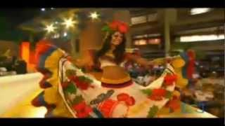 Concurso Nacional De Belleza Colombiana Desfile en traje artesanal Parte 1