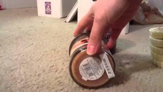 Mini Yankee Candle Haul Thumbnail
