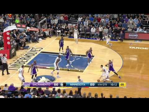 Sacramento Kings vs Minnesota Timberwolves | December 23, 2016 | NBA 2016-17 Season