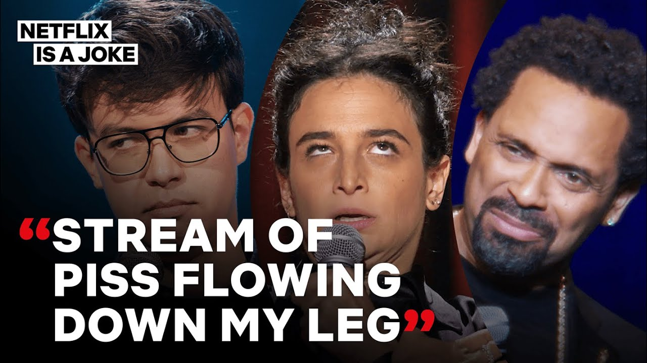 These Comedians Hate Scary Sh*t