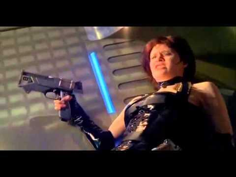 JASON X: Android Woman vs Jason - (Fight Scene)