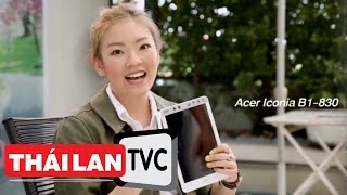 thailand   tvc acer iconia b1 830