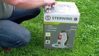 Мойка высокого давления STERWINS 110
