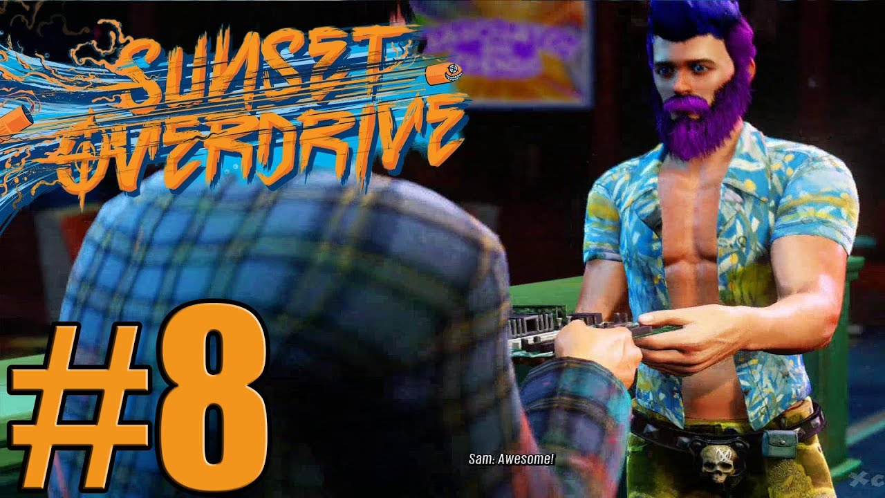 sunset overdrive walkthrough part - photo #38