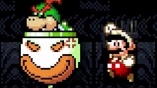 Super Mario Maker - Super Expert 100 Mario Challenge #87