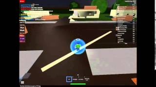 311 MPH Tornado demolished Greensburg ( ROBLOX TORNADO)
