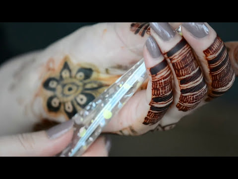 DIY HENNA - EASY + NATURAL RECIPE