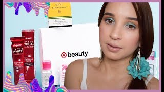 $ 7 TARGET BEAUTY BOX JUNIO 2018 UNBOXING BY MARLENY MAKEUP