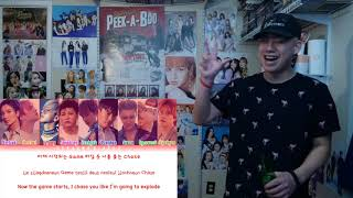 SUPER JUNIOR 슈퍼주니어 - Game Lyric Video Reaction