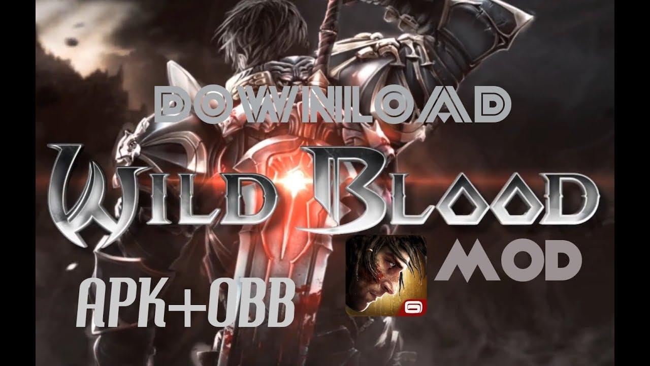 wild blood 1.0.7 modded apk