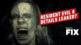 Is Resident Evil 8 Really On The Way? - IGN Daily Fix