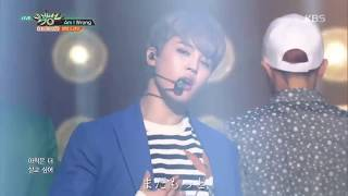 Am I Wrong Wings Bts Stage Mix