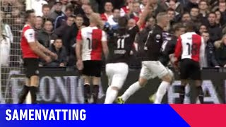 Samenvatting • Feyenoord - Heracles Almelo (27-10-2013)