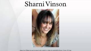 Sharni Vinson