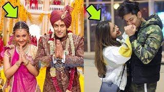 Gambar cover Prem Ratan Dhan Payo actress Aashika Bhatia found love in TikTok sensation Satvik Sankyan