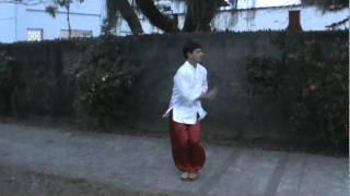 Mestre Marcos Becker - Aulas de Kung Fu em Saquarema .