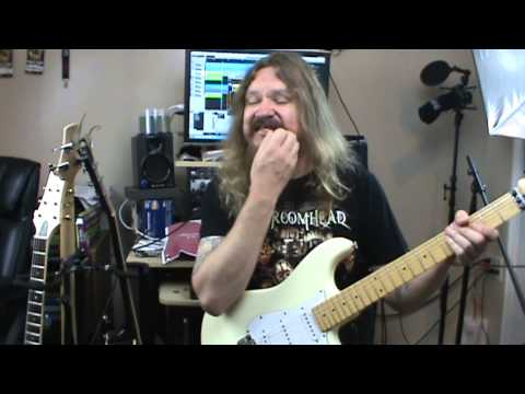 Blues Lesson on Switching off rhythm and lead Guitar