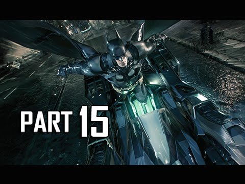 Batman Arkham Knight Walkthrough Part 15 - Stagg Airship (Let's Play Gameplay Commentary)