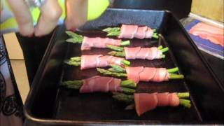 How To Make Bacon-wrapped Asparagus
